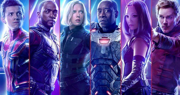 Character Posters for Avengers: Infinity War Revealed on Social Media