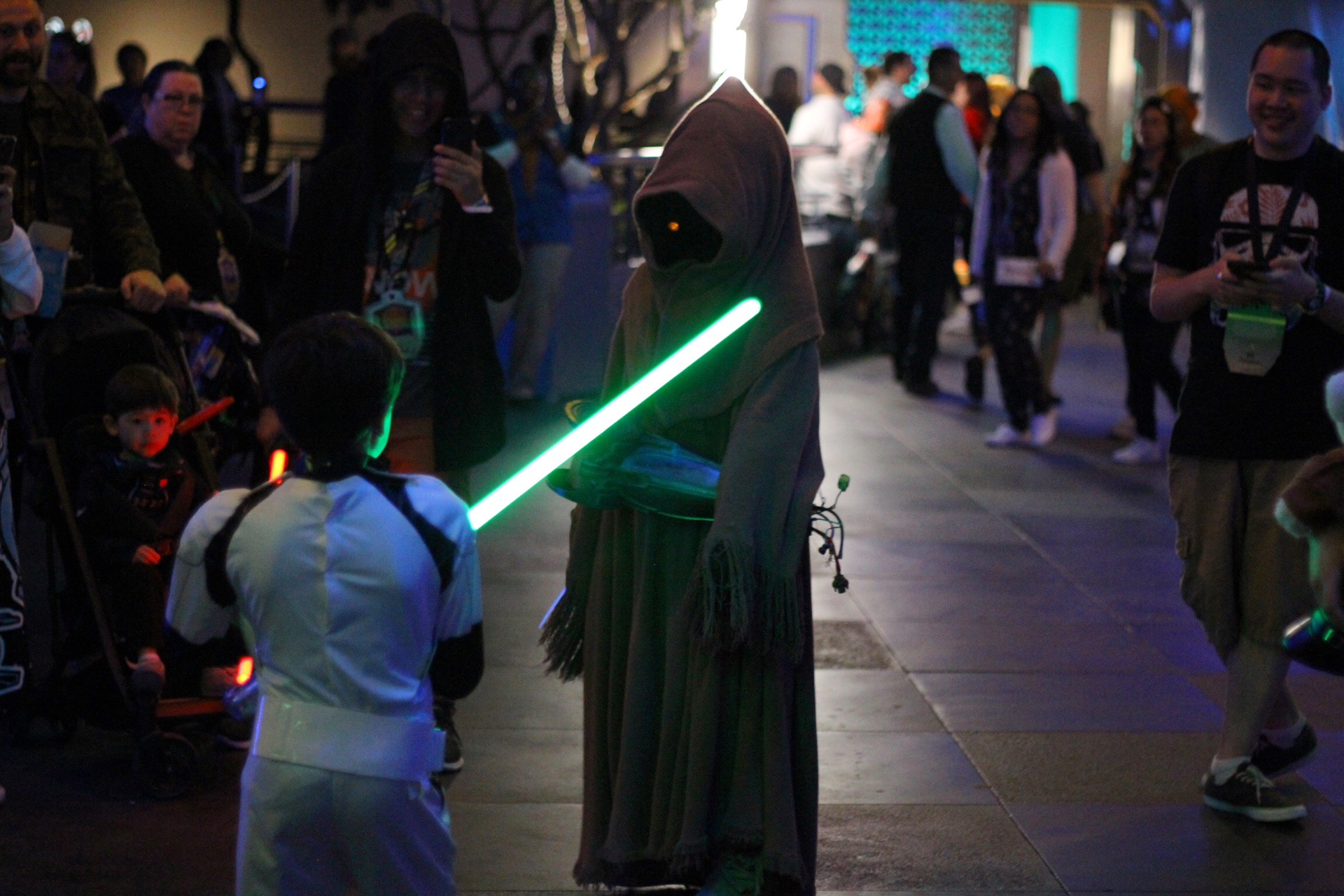 The Most Unique Experiences Come From a Galaxy Far Far Away at Star Wars Nite