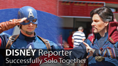 Successfully Solo Together - DISNEY Reporter