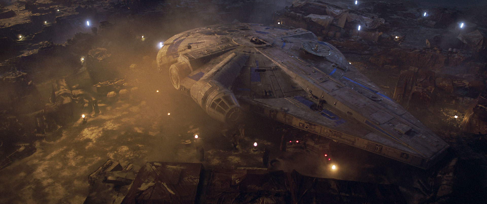 Millennium Falcon - Solo: A Star Wars Story