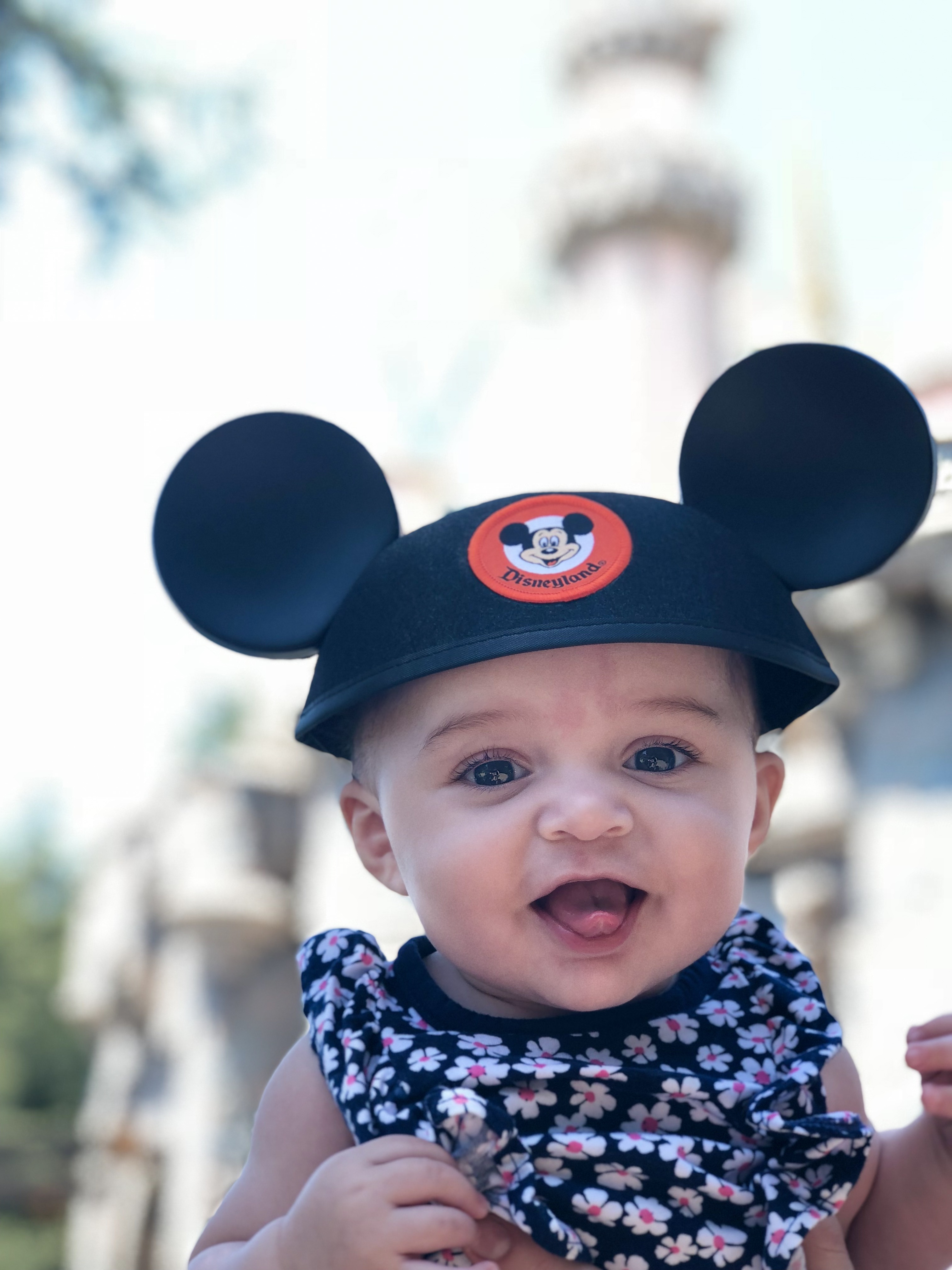 Top 5 Tips for Annual Passholders Taking a Baby to Disneyland