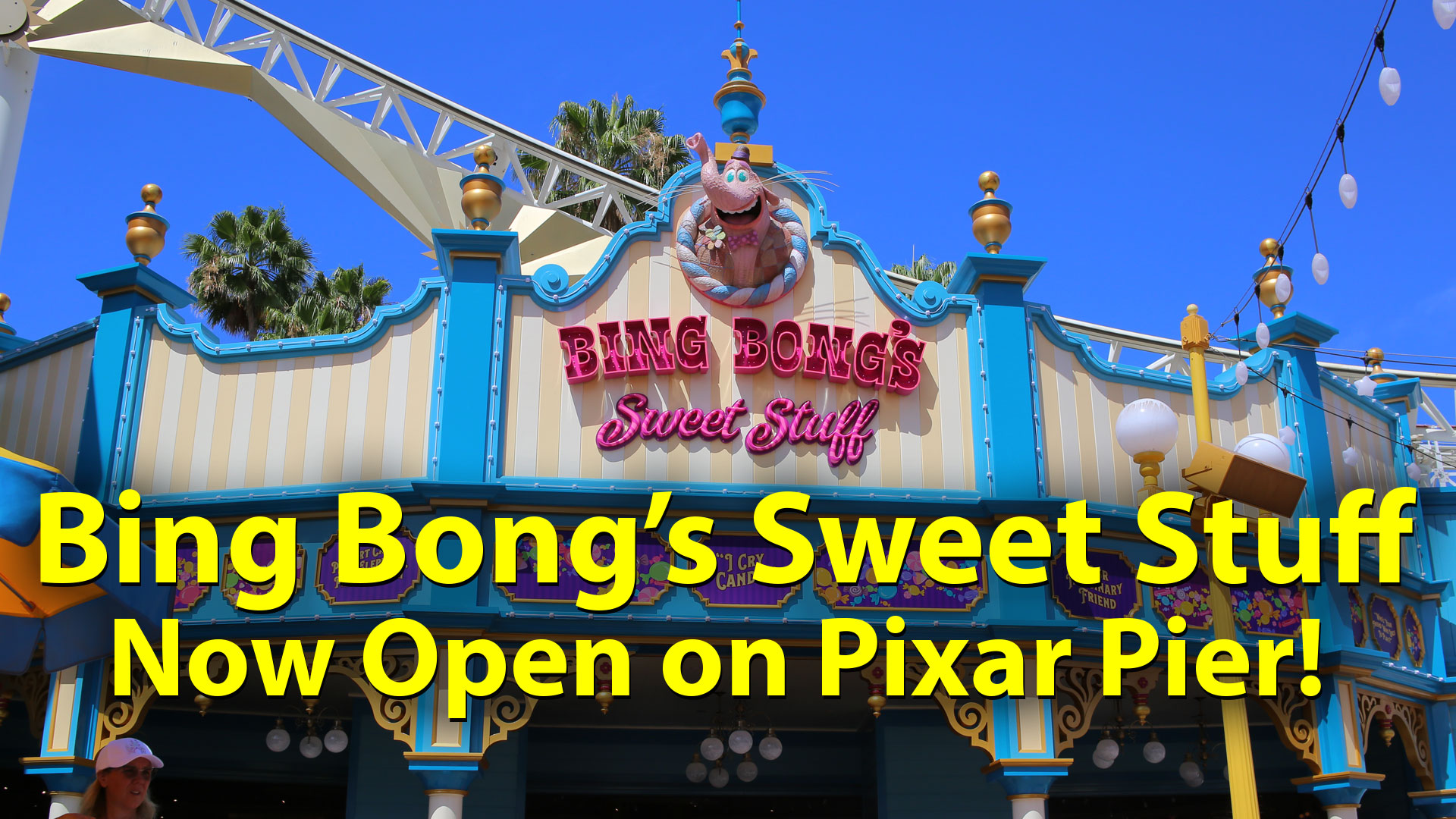 Bing Bong's Sweet Stuff