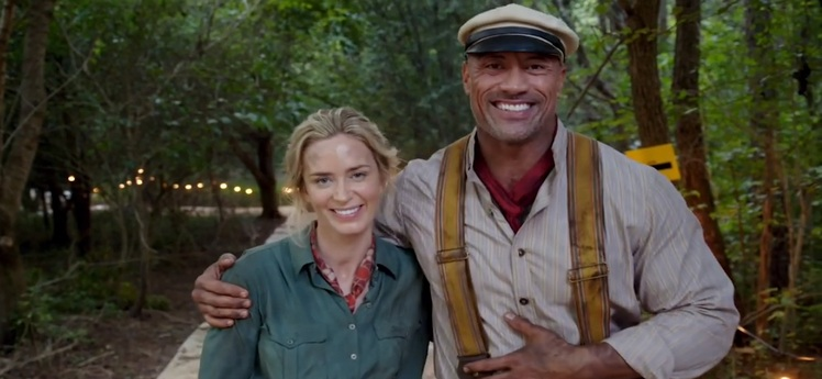 Get an Exclusive Look Into Production of Disney's Jungle Cruise Before it Sails into Theaters Next October