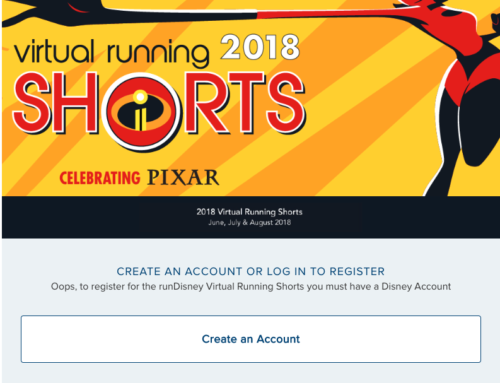 New Way to Register for runDisney Races Incorporates My Disney Experience Plus Important Dates for Registering