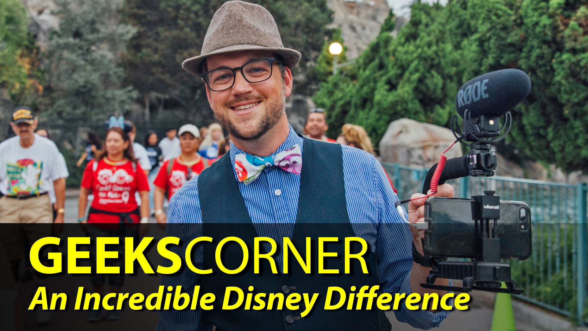 An Incredible Disney Difference – GEEKS CORNER – Episode 848