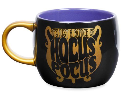 Hocus Pocus Merch is Now at The Disney Store in Time for Halloween!
