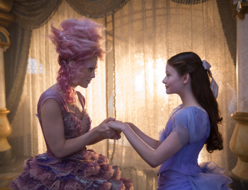 "Take the Magic of Disney's ""The Nutcracker and the Four Realms"" When it Hits Home Theaters on January 29"