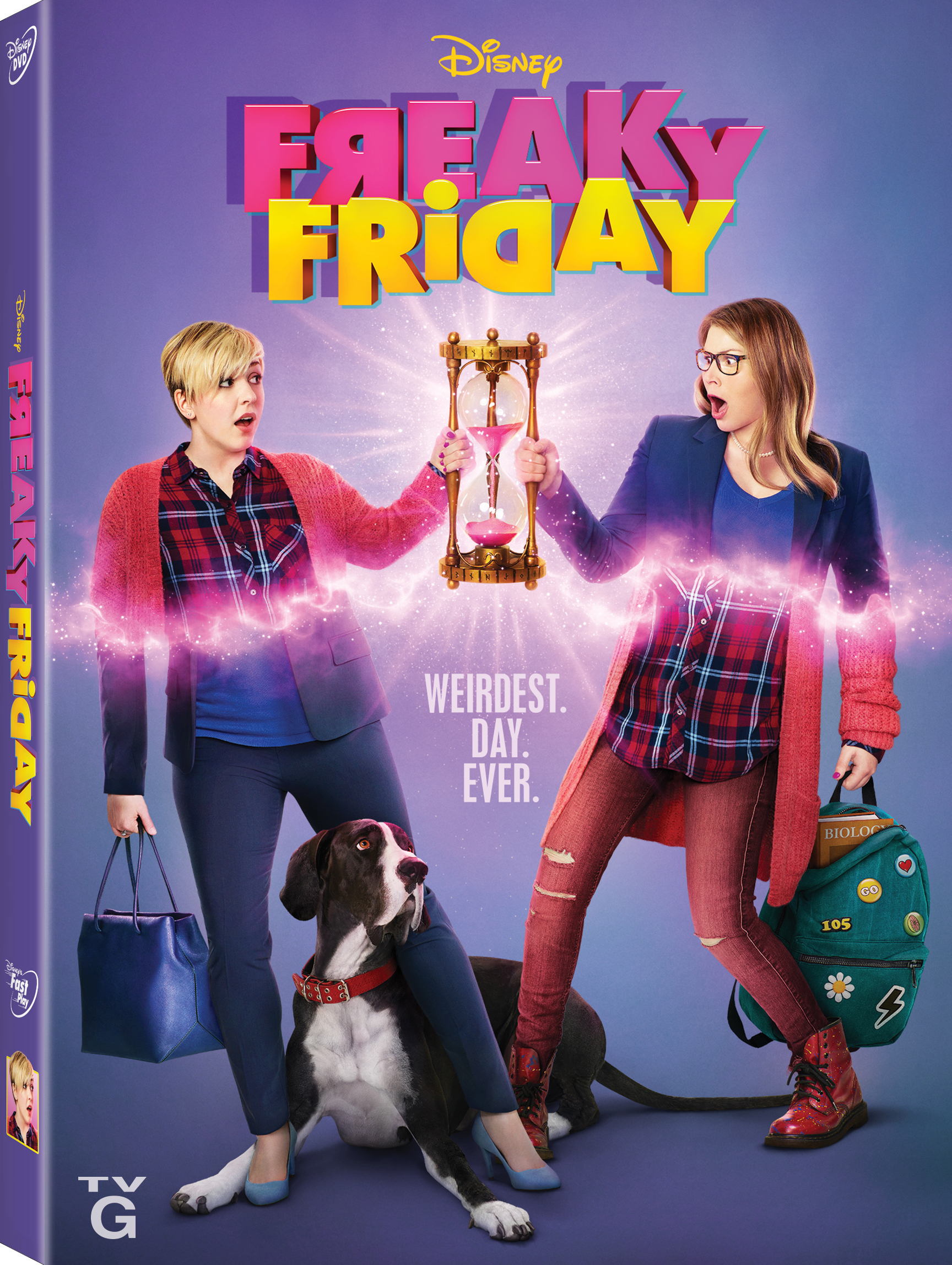Freaky Friday: A New Musical on Disney DVD September 25th!