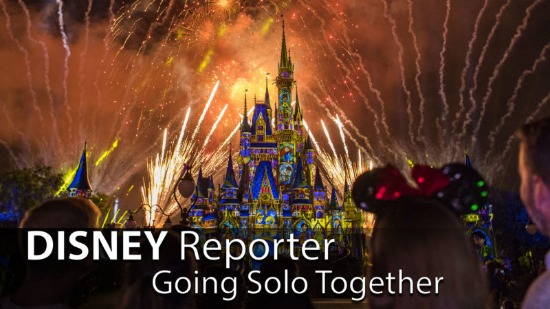 Going Solo Together - DISNEY Reporter