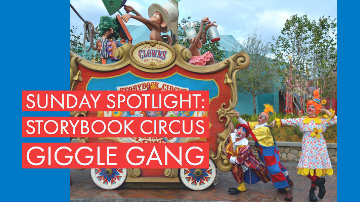 Sunday Spotlight: Storybook Circus Giggle Gang