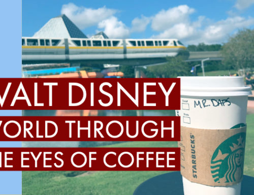 Through the Eyes of Coffee: A Unique View of the DAPS MAGIC Team's Trip to Walt Disney World Resort