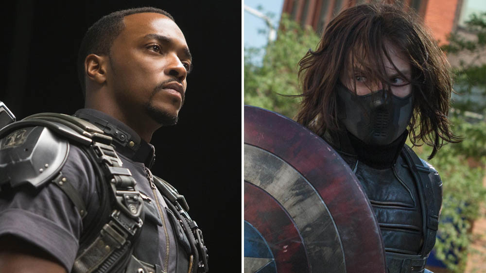 Falcon and Winter Soldier To Possibly Get Own Streaming Show on Disney Streaming Service
