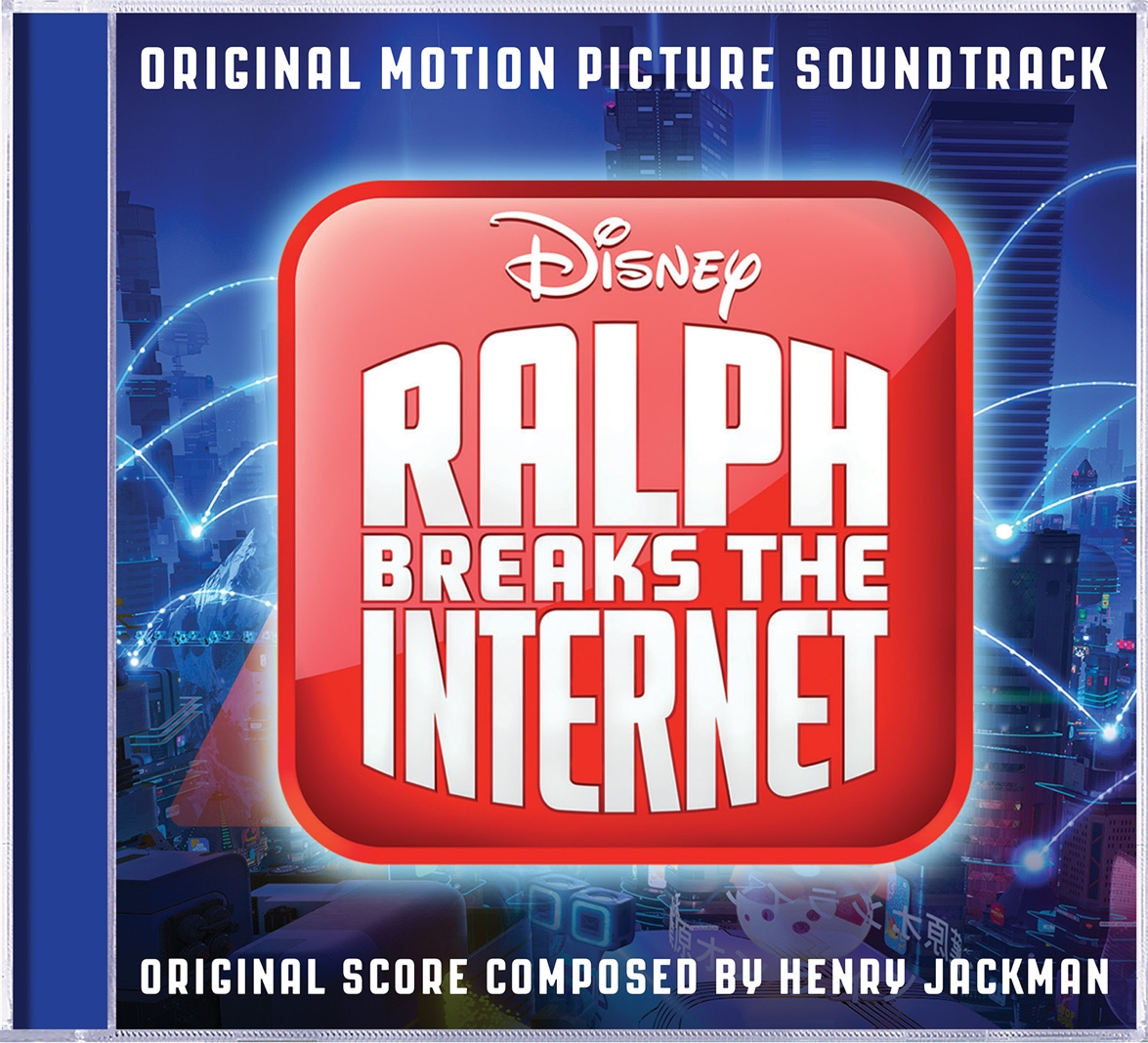 """Enjoy the Music of """"Ralph Breaks the Internet"""" Featuring Music Composed by Alan Menken When the Album Releases November 16"""