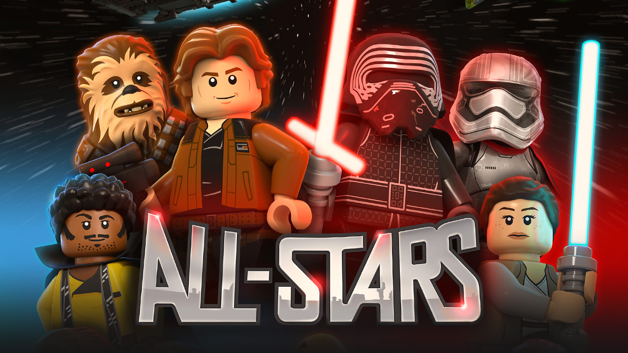 Lego Star Wars: All-Stars to Debut on October 29