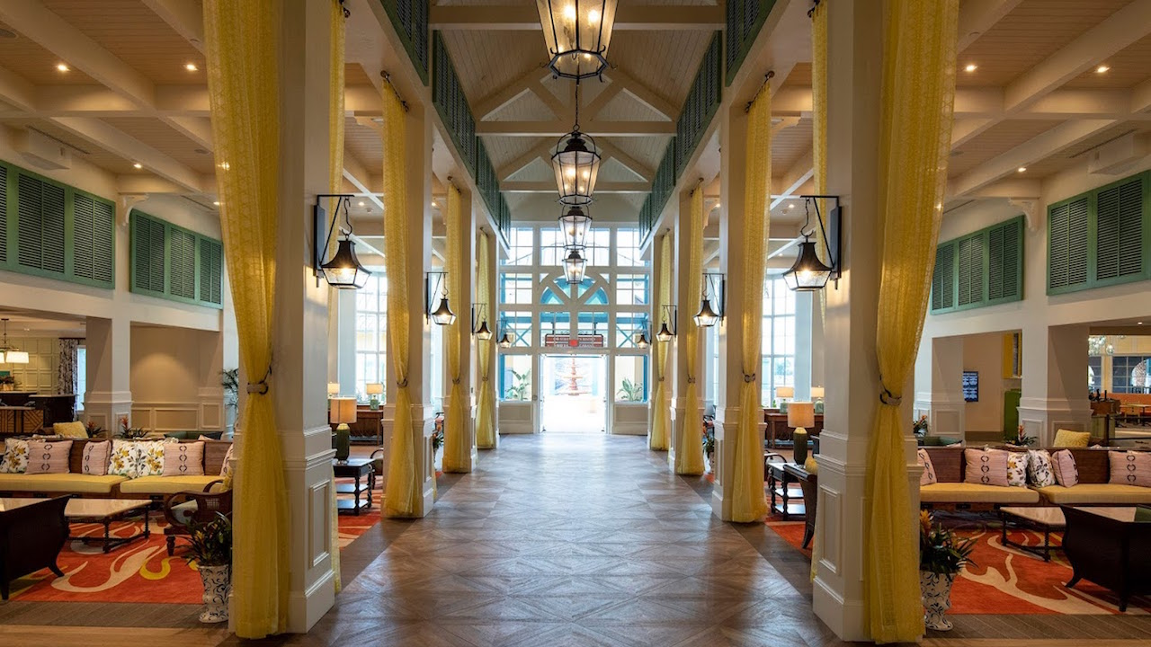 Experience the Life of Luxury with Disney's Caribbean Beach Resort Newly Opened Amenities at Walt Disney World Resort