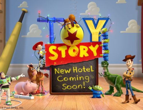 Tokyo Disney Resort to Get a New Disney-Pixar's Toy Story Themed Hotel!