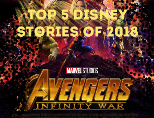 Here's Why Avengers: Infinity War is the Biggest Disney Story of 2018 – Top 5 Disney Stories of 2018