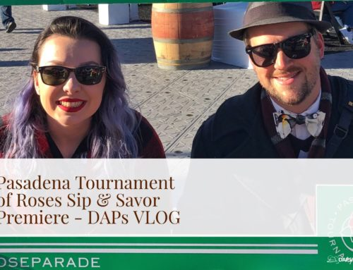 A Wonderful Evening at The Inaugural Pasadena Tournament of Roses® SIP & SAVOR Premiere