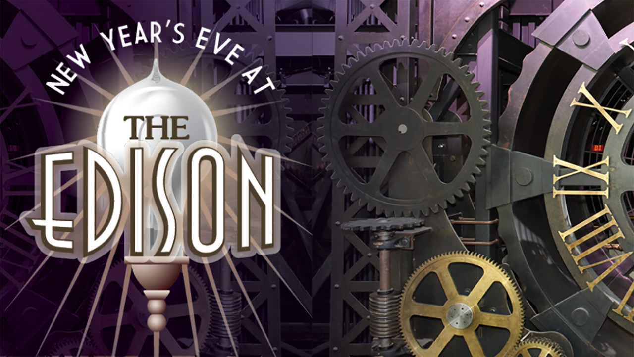 The Edison at Disney Springs to Host New Year's Eve Celebration at the Walt Disney World Resort!