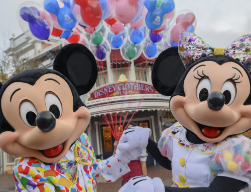 It's Time to Celebrate the Leader of the Club at Disneyland with Get Your Ears On – A Mickey and Minnie Celebration