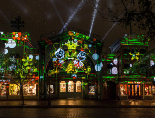 'Mickey's Mix Magic' Debuts at the Disneyland Resort For Mickey and Minnie Celebration on January 18