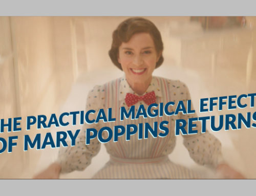 There is Disney Magic in These Practical Effects Found in Mary Poppins Returns!