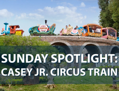 Sunday Spotlight: Casey Jr. Circus Train