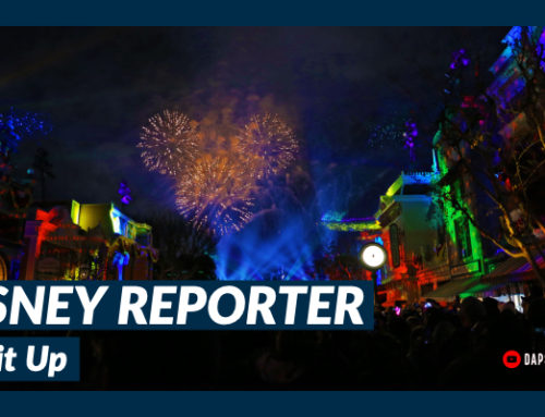 Mix it Up – DISNEY Reporter