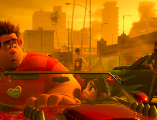 Disney's Ralph Breaks the Internet Racing to Digital 4K Ultra HD™ and Movies Anywhere on Feb. 12