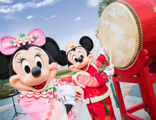 Disney Parks Around the Globe to Celebrate the Year of the Pig for Chinese New Year!