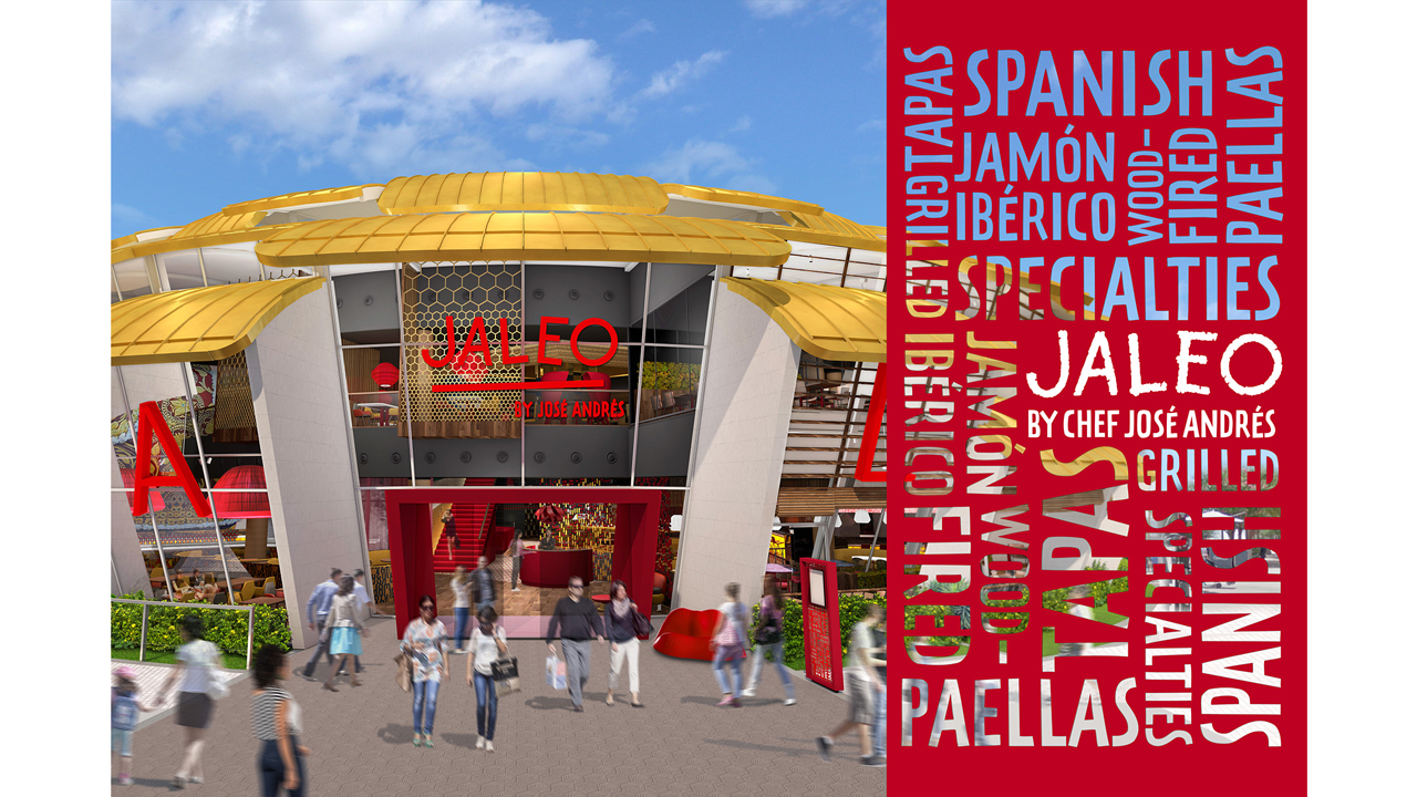 See the Designs and Flavors of Spain Come to Life When Jaleo Opens at Disney Springs This Month