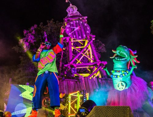 Get Ready to Glow with More Tickets Available Now for Disney H2O Glow at Disney's Typhoon Lagoon