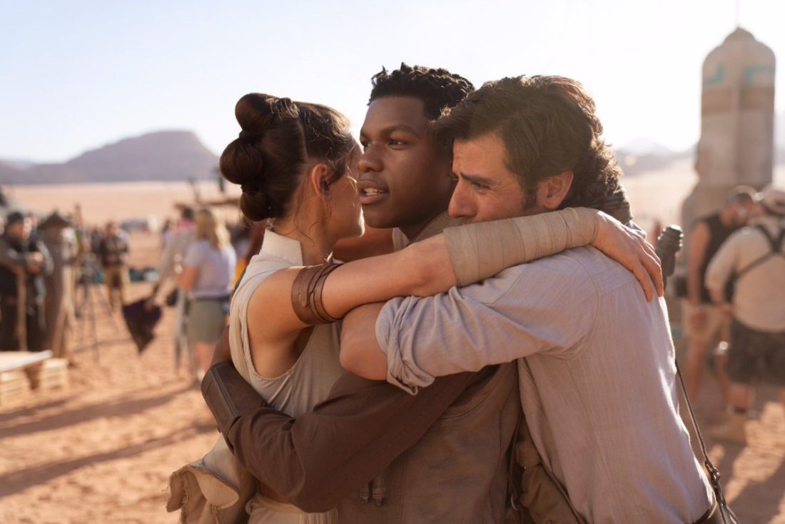 Unnamed Star Wars Episode IX Wraps Filming with Heartfelt Goodbye to the Trilogy