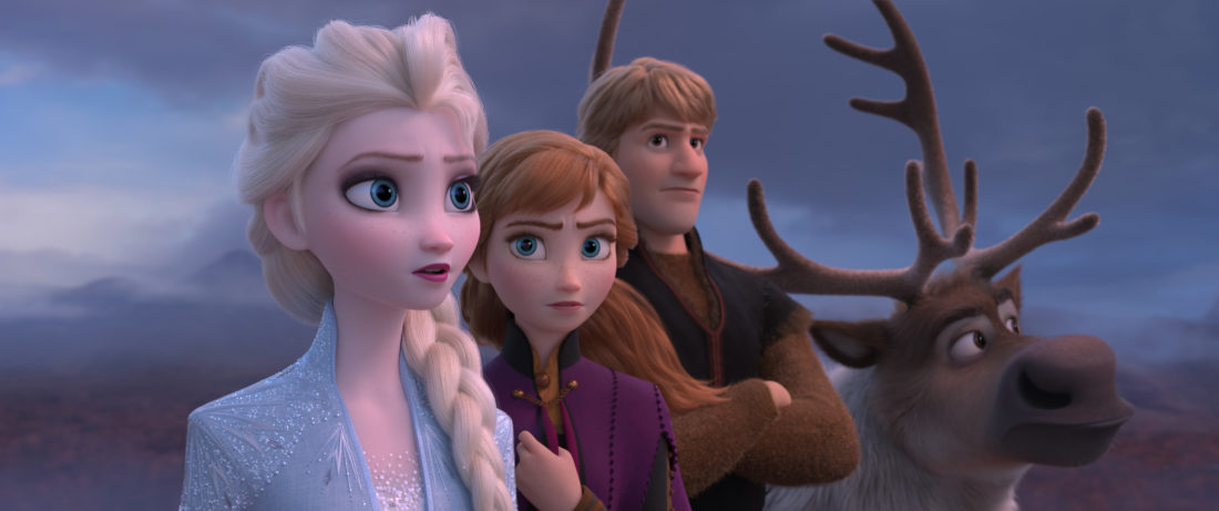 Disney Gives First Glimpse at Adventure with Teaser, Poster, and Photos from Frozen 2!