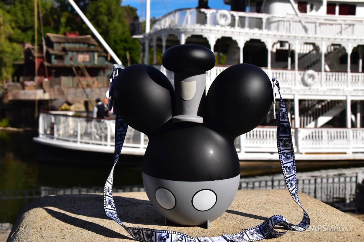 Celebrate Mickey and Minnie's 90th Birthday with Exclusive Annual Passholder Popcorn Bucket
