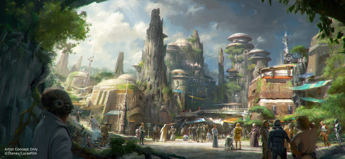 Details Released on How to Make Star Wars: Galaxy's Edge Reservations!