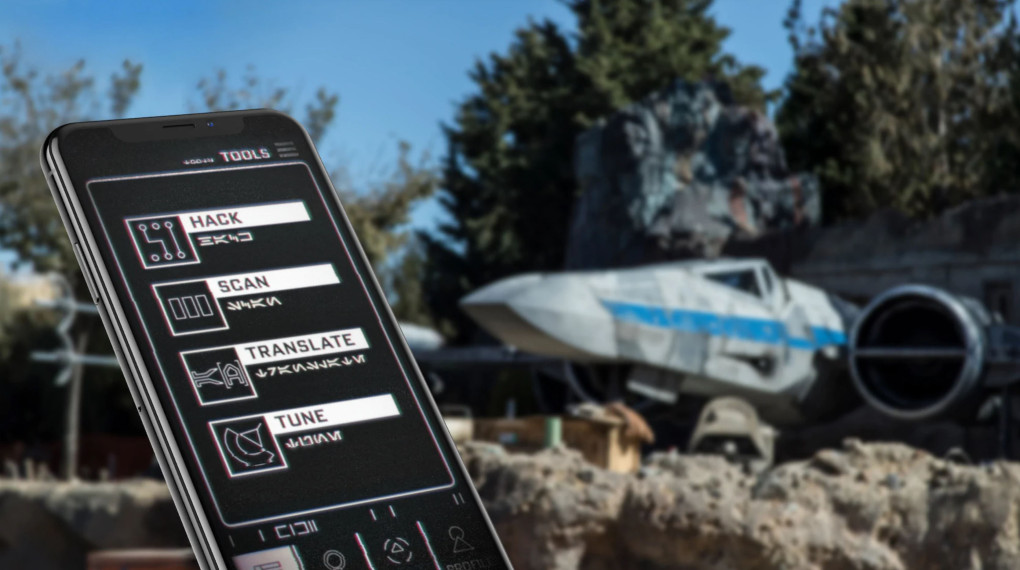 How You Can Turn Star Wars: Galaxy's Edge at Disneyland Resort into An Interactive Universe