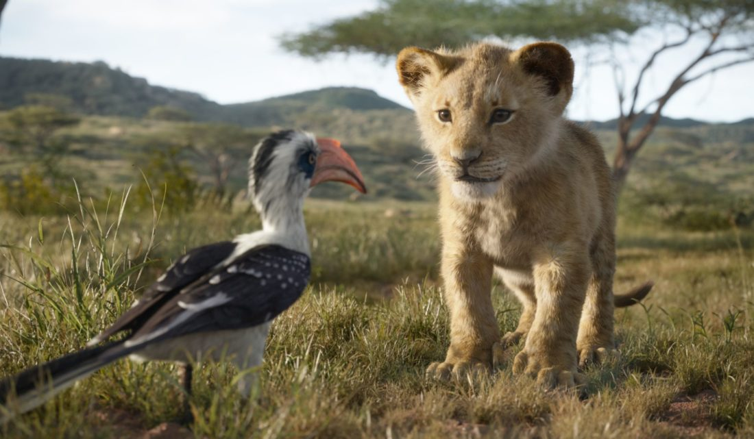 New Trailer for The Lion King Introduces Timon, Pumbaa, Scar, and Others!