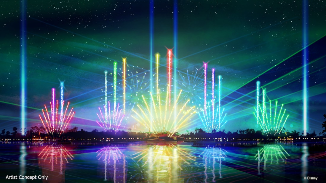 """""""Epcot Forever"""" Gets an Opening Date this Fall at Walt Disney World Resort"""