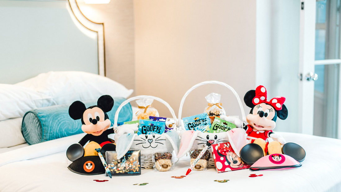 Make this Holiday Even More Special with All-New Easter Basket from Disney Floral & Gifts