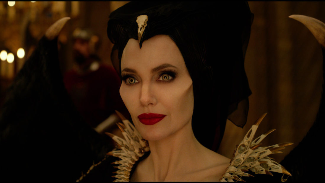 Disney Releases a New Look at Maleficent: Mistress of Evil