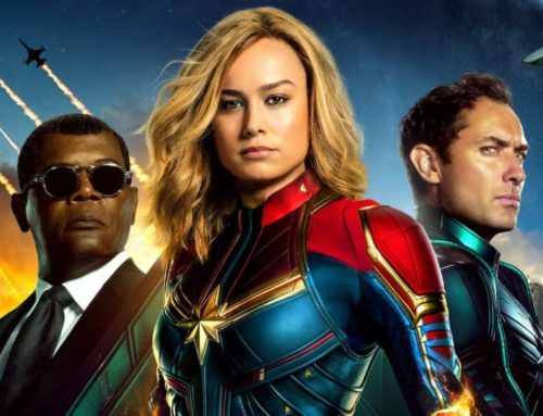 "Sequel to Marvel Studio's ""Captain Marvel"" Officially in the Works"
