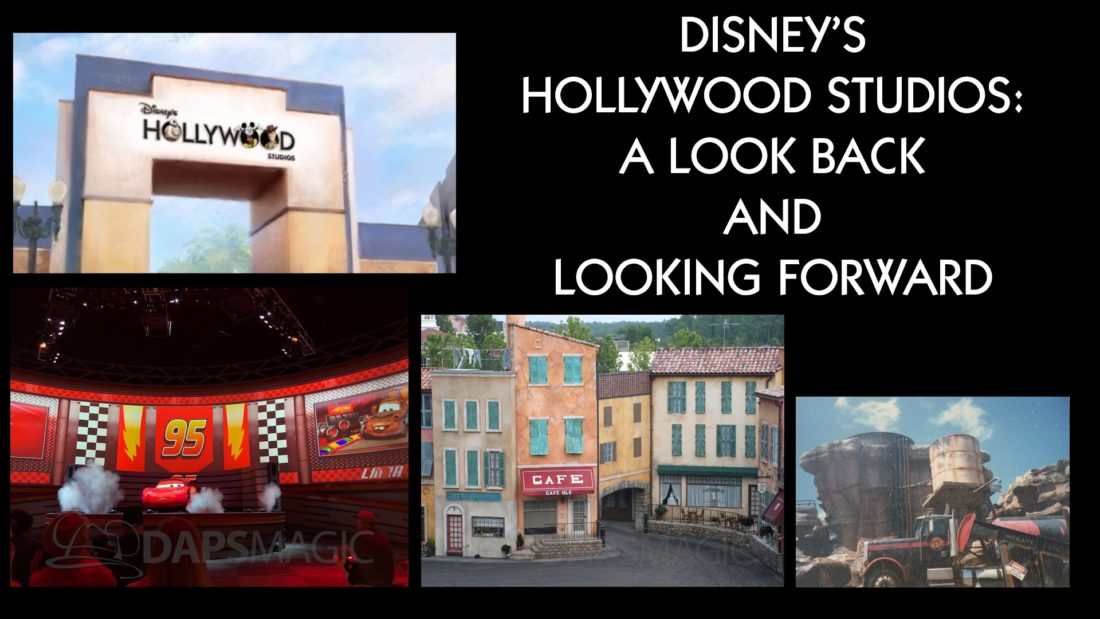 Disney's Hollywood Studios 30th Anniversary – The Celebration Looking Back and Looking Forward