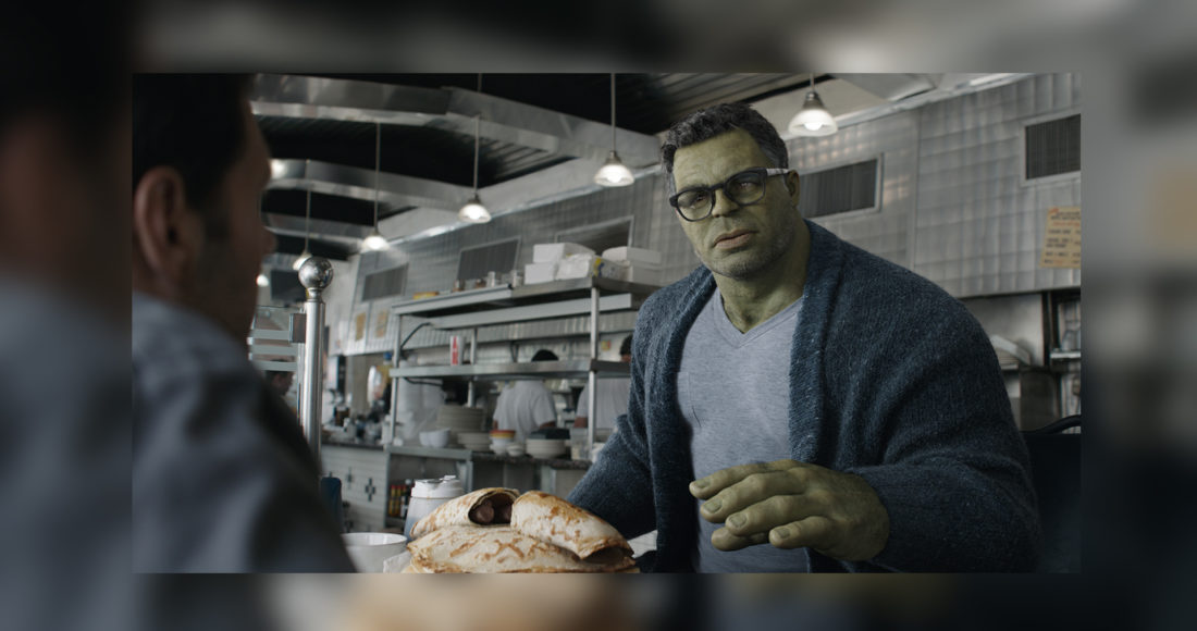 How DisneyResearch|Studios' Technology and Industrial Light & Magic Artistry Helped Reinvent Hulk in Marvel Studios' 'Avengers: Endgame'