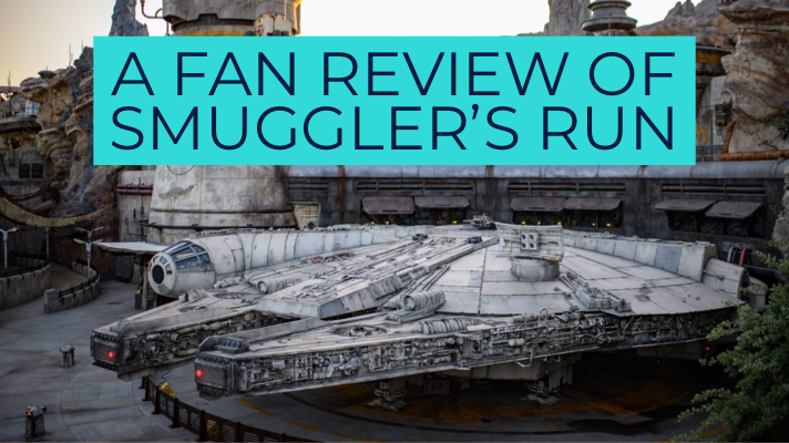 Fan Review of Smuggler's Run