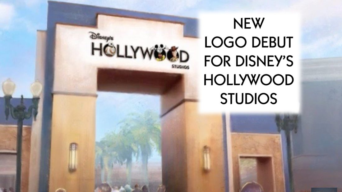 New Logo for Disney's Hollywood Studios Debuts on 30th Anniversary