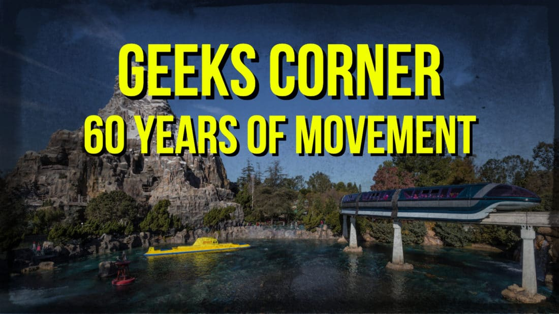 60 Years of Movement - GEEKS CORNER - Episode 938 (#456)