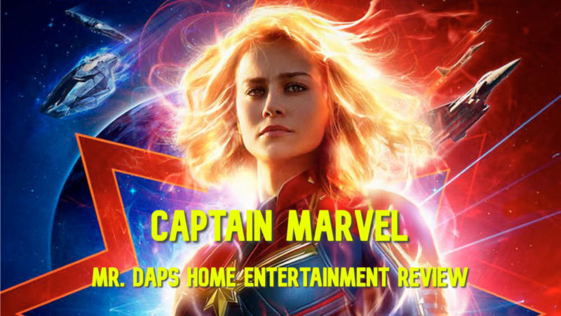 Captain Marvel Home Entertainment Review