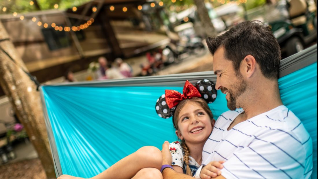 Enjoy a Magical Day with Dad this Father's Day at Walt Disney World Resort