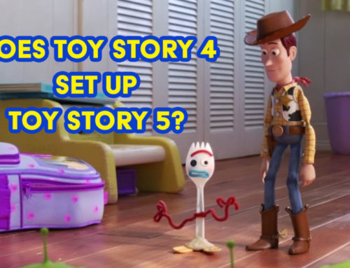 How Toy Story 4's Post Credits Scene Could Set Up Toy Story 5